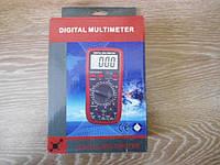 Цифровой мультиметр тестер вольтметр VC61