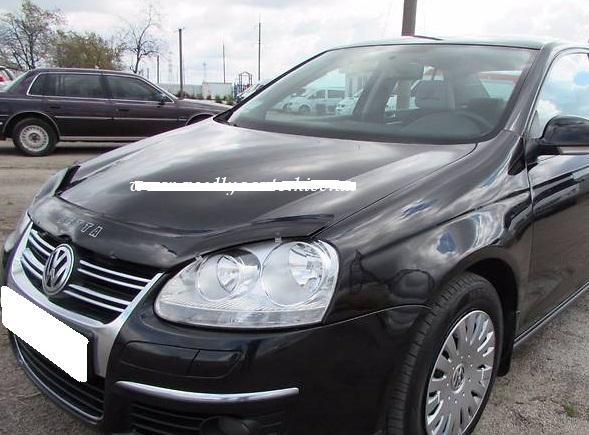 Дефлектор капота VIP TUNING Volkswagen Jetta V 2005-2010