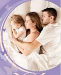 Сон – залог здоровья на ортопедическом матрасе.