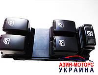 Блок переключателей стеклоподъемников Geely CK ( Джили СК) 1702533180, фото 1