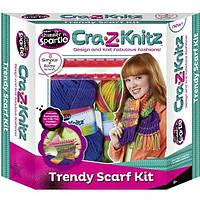 Набор для творчества Cra-Z-Knitz Модный шарфик (17121)