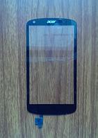 Оригинальный тачскрин / сенсор (сенсорное стекло) для Acer Liquid E1 Duo V360 (черный цвет)