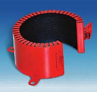 Футляр огнезащитный внутренней канализации