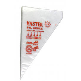 Мешок кондитерский одноразовый 25 см 100 шт