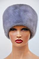 """Женская шапка норковая """"Веерок"""", фото 1"""