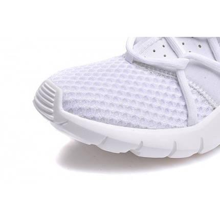 Кроссовки женские в стиле Nike Air Huarache White 3, фото 2