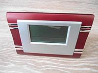 Часы настольные, будильник, градусник  КК -6869