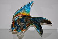 Хрустальный подарок статуэтка Рыба