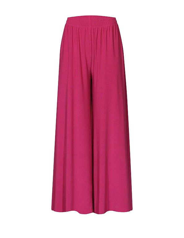 Юбка-брюки цвет малина
