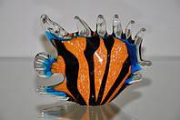 Хрустальные сувениры статуэтка Рыба