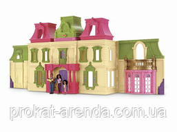 "Домик для кукол Fisher-Price ""Любящая семья"" Мечта Dollhouse"