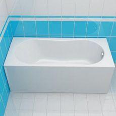 Акриловая ванна Cersanit Nike 1700х700х450