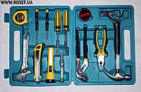 Набор ремонтных инструментов для дома - Home Owner`s Tool Set 21 pcs