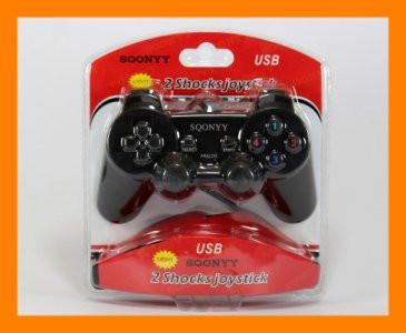 USB Джойстик GamePad с вибрацией для ПК 862