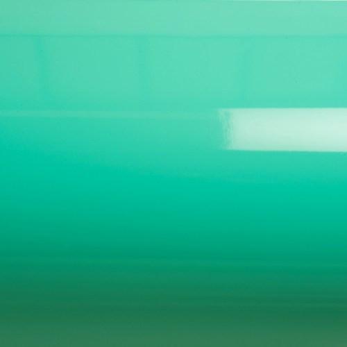 Глянцевая пленка на авто бирюзовая GrafiTack® 100мкм 1,52метра