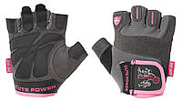 Перчатки для фитнеса Power System Cute Power, фото 1