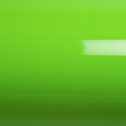 Глянцева плівка на авто зелена Catpiano 180 мкм 1,52 м
