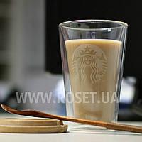 "Новый Двухслойный стакан ""Starbucks by Bodum"""