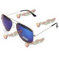 Солнечные очки uv400 пилот Авиатор поляризованных солнцезащитных очков вождения очки Винтаж