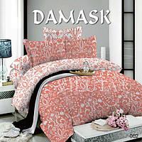002 Двуспальное постельное белье DAMASK Поплин Viluta