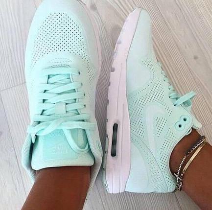 Кроссовки женские Nike Air Max 87 Ultra Moire Mint/White, фото 2