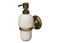 Дозатор для жидкого мыла, Bisk, Польша,  (Набор в ванную, коллекция Deco)