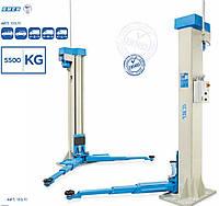 Подъемник двухстоечный электромеханический повышенной грузоподъемности OMCN Art 199/R