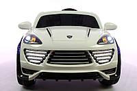 Детский электромобиль одноместный Porsche Cayenne Turbo OPT-MT-M 2735 EBRS