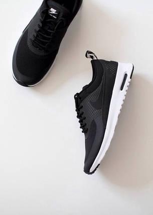 Кроссовки женские Nike Air Max Thea Black, фото 2