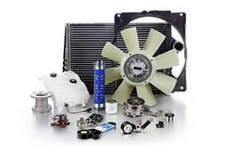 Система охлаждения, отопления и вентиляции.