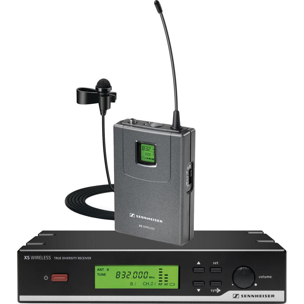 Микрофоны Sennheiser XSW 12