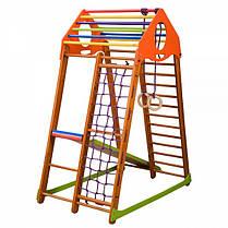 Дитячий спортивний комплекс для будинку BambinoWood (ТМ SportBaby), фото 2