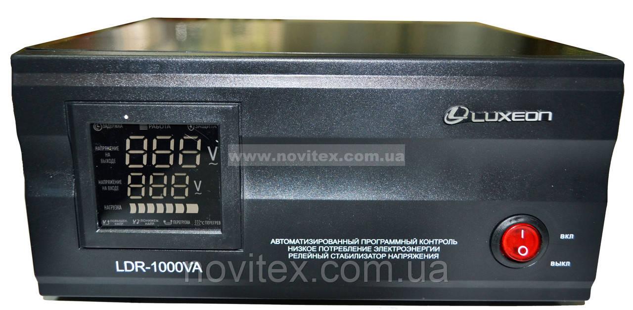 Стабилизатор Luxeon LDR-1000VA (700Вт)
