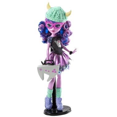 Mattel Monster High Кукла Кьерсти Троллсон (Kjersti Trollson) - Школьн