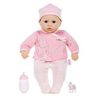 Интерактивная кукла пупс My First Baby Annabell Let's Play Анабель с озвучкой