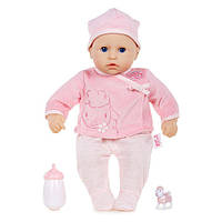 Интерактивная кукла пупс My First Baby Annabell Let's Play Анабель с озвучкой, фото 1