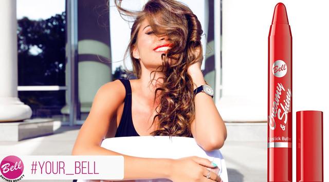 Косметика Bell для губ