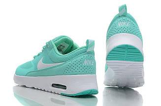 Кроссовки женские в стиле Nike Air Max Thea Mint, фото 3