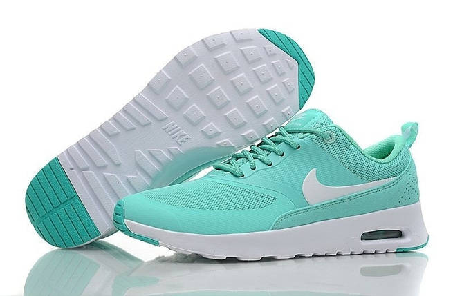 Кроссовки женские в стиле Nike Air Max Thea Mint, фото 2