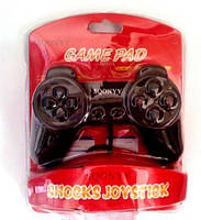 USB Джойстик GamePad с вибрацией для ПК 852