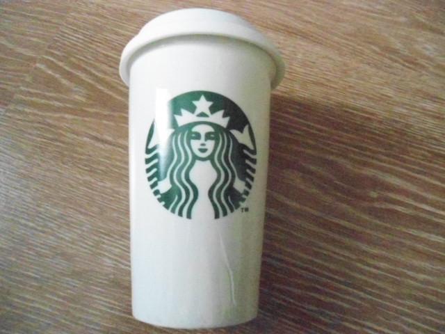 Керамический Термостакан термочашка чашка  Starbucks