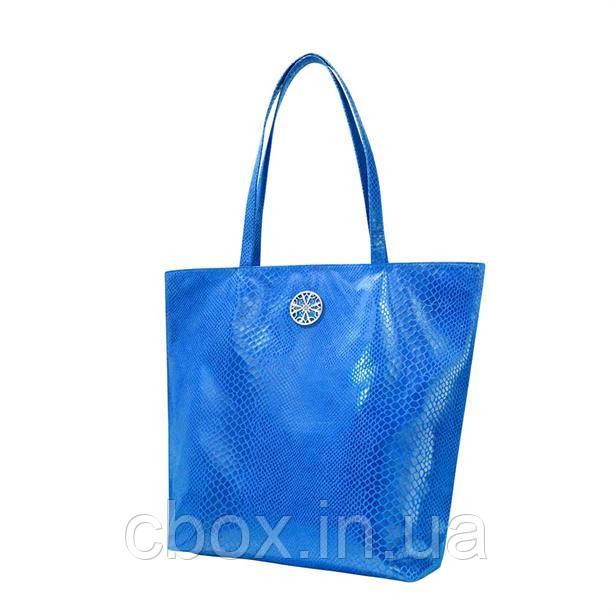 Сумка синяя Сабелла, Sabella bag blue, Avon