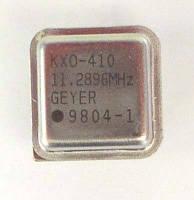 Генератор-синтезатор частоты KXO-215 20.0 MHz GEYER DIL8[4PIN]