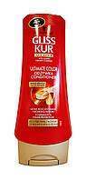 Бальзам Gliss Kur Экстремальная защита цвета для окрашенных, тонированных и мелированных волос - 200 мл.