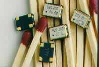 Генератор-синтезатор частоты KXO-V97 18.432 MHz GEYER QSMD7x5x1.8