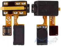 Шлейф для Samsung S7230 Wave 723 c динамиком и разъемом гарнитуры Original