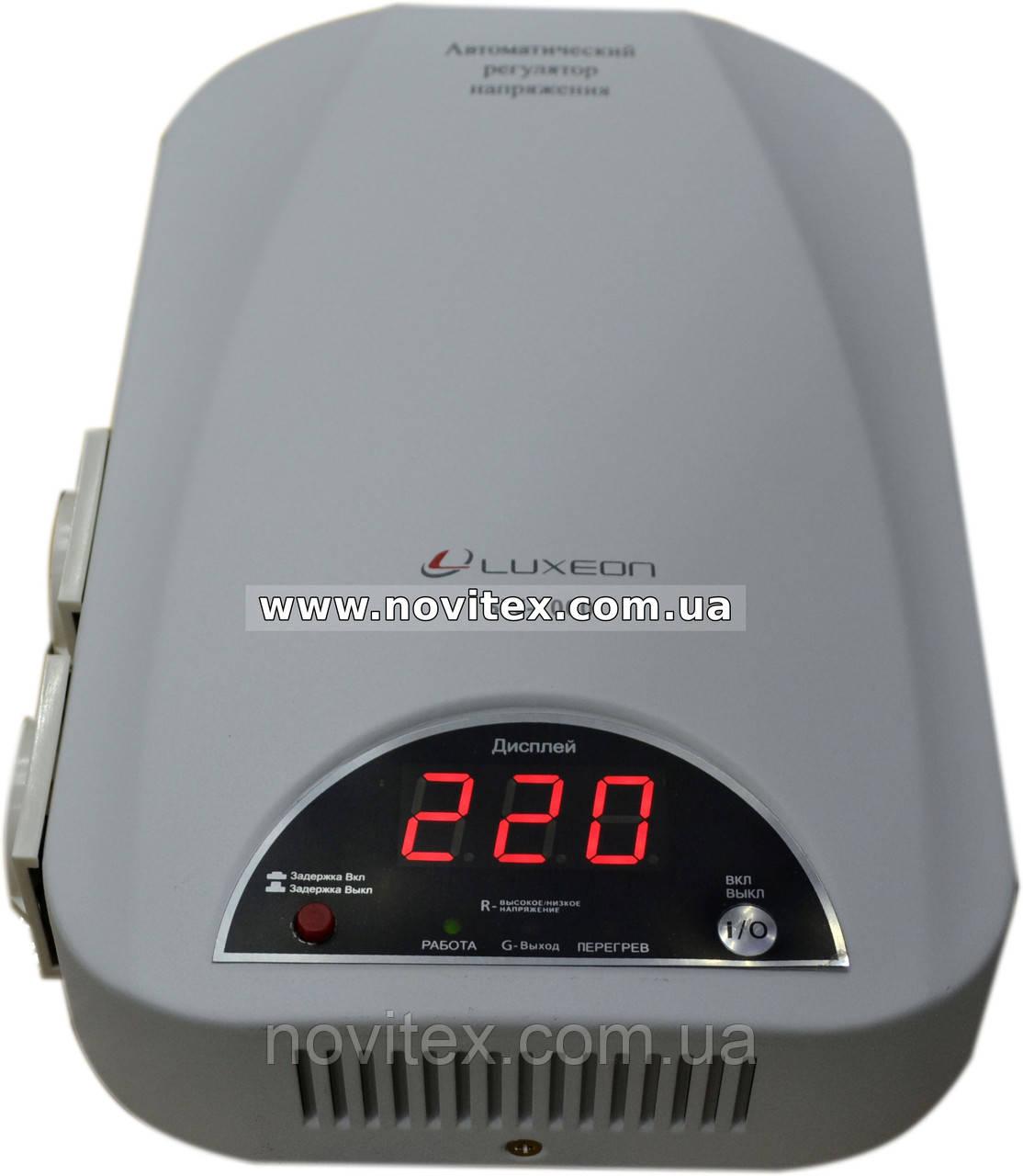 Стабилизатор Luxeon SW-3000VA (1800Вт)