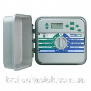 Контроллер системы автоматического полива Hunter PCC-901-E