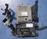 Блок управления двигателем комплект ( ЭБУ )FiatGrande Punto 1.3MJet2006-201151781569,  MJD6F3.P7 , 71600.0