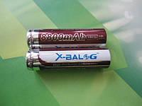 Аккумулятор Li-Ion X-BALOG 18650 8800 mAh 4.2V 2шт